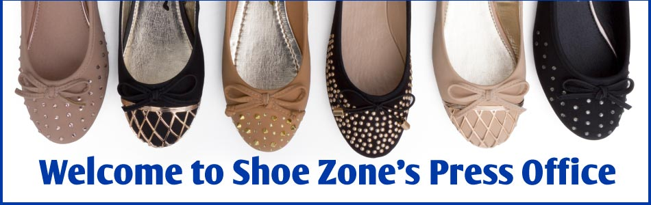 Shoe Zone Press Office