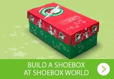 Build a shoebox online at shoebox world