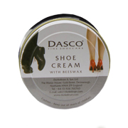 Dasco Shoe Cream with Beeswax in Black (Click For Details)