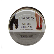 Dasco Brown Shoe Cream with Beeswax (Click For Details)