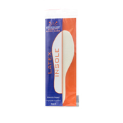 Shoeology Latex Insoles Size 4 (Click For Details)