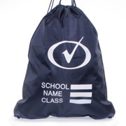 Plimsoll Bag in Navy (Click For Details)