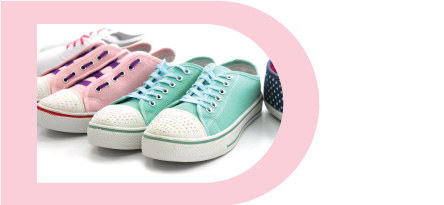 Casual Shoes - Canvas Mobile Left Image