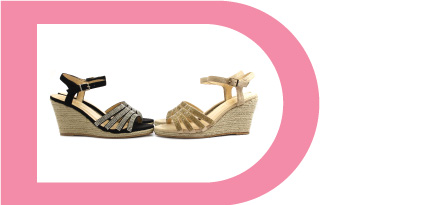 Casual Shoes - Wedges Mobile Left Image