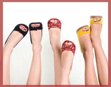 Womens Open Toe Shoes