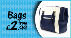 Bags from £2.99