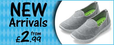 New Arrivals from £2.99