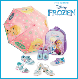 Disney Frozen Girls Shoes