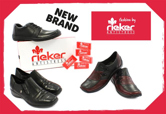 New Brand Rieker