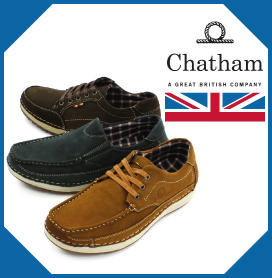 Chatham Mens Casual Shoes
