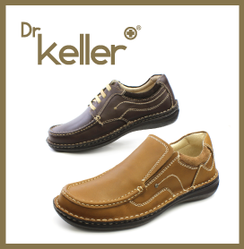Dr Keller Mens & Womens Comfort Shoes