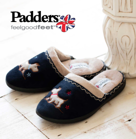 Padders Shoes: Men's and Ladies Comfort Footwear