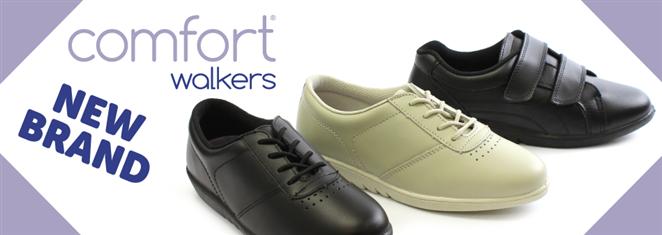 New Brand Comfort Walkers