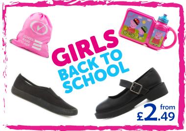 Girls Back to School Essentials
