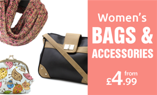 Women's Bags & Accessories from £4.99