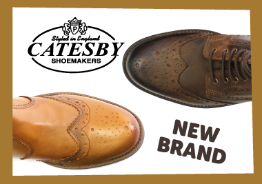 New Brand Catesby Shoemakers