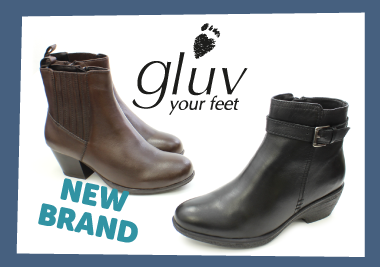 New Brand Gluv your feet