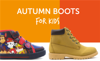 Autumn Boots For Kids