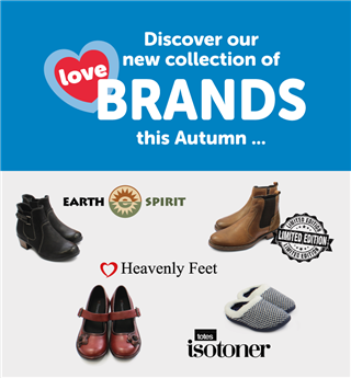 Discover our new collection of BRANDS this Autumn...
