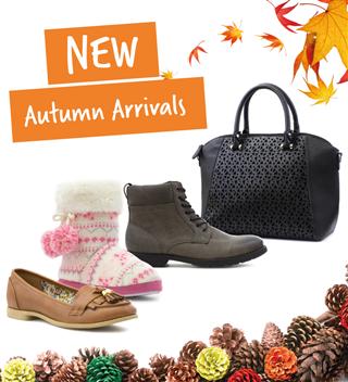 New Autumn Arrivals