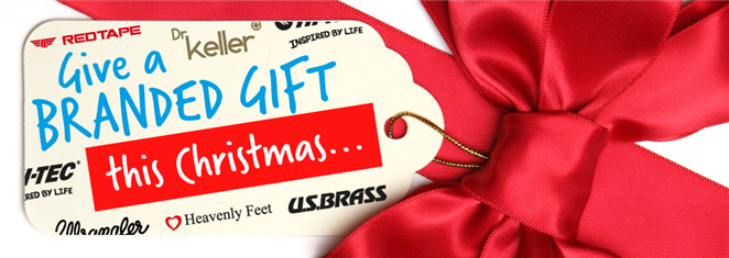 Give a Branded Gift this Christmas...
