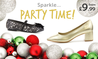 Sparkle... Party Time! from £9.99