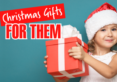 Christmas Gifts For Them