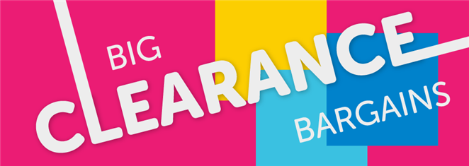 Big Clearance Bargains