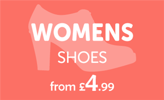 Womens Shoes from £4.99