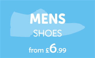 Mens Shoes from £6.99