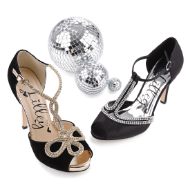 Womens Heeled Shoes