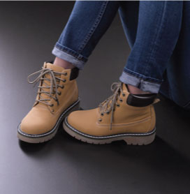Womens Lace Up Boots