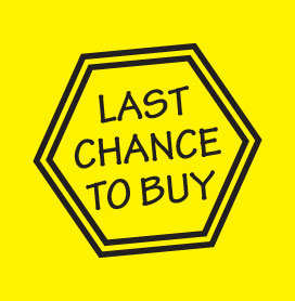 Last Chance to Buy