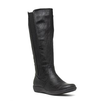 Narrow calf boot by Cushion Walk