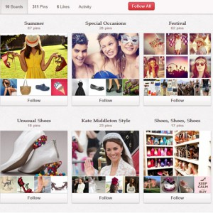 Check out Shoe Zone's Pinterest