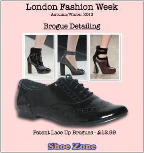 Shop Womens Brogues