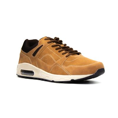 SPROX Mens Camel Lace Up Casual Shoe