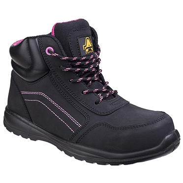 Amblers Safety Womens AS601 Lydia in Black