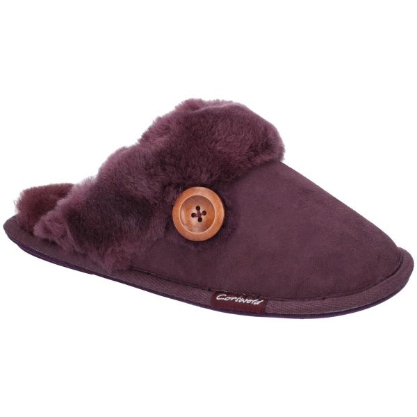 Cotswold Womens Lechlade in Plum