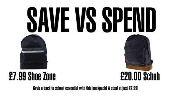 Back to School Rucksacks