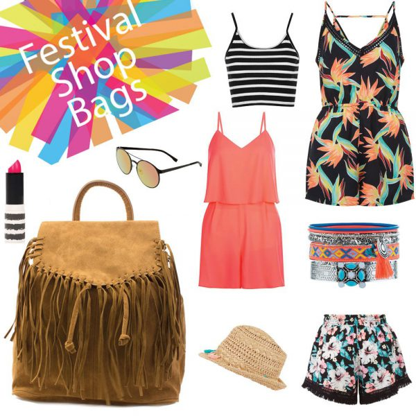 Festival Style Womens Bag
