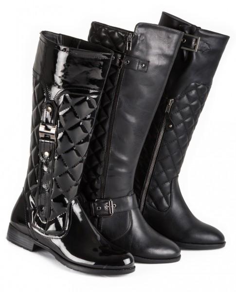 Black-Riding-Boots