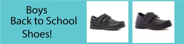 Boys Back to School Shoes