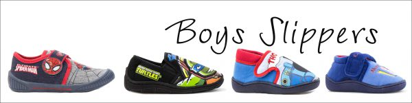 Slippers for Boys