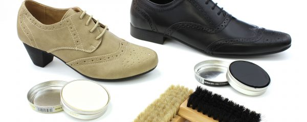 Shoe Care for Brogues