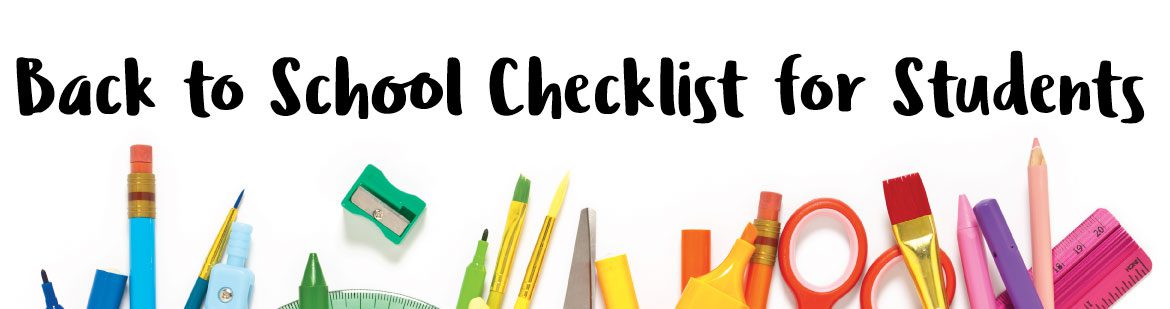 Checklist-For-Students