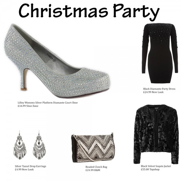 What To Wear For A Christmas Party Shoe Zone Blog