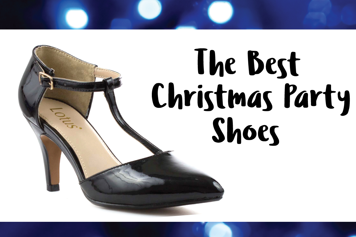 11ba980f74b Put on Your Party Shoes for Christmas! | Shoe Zone Blog