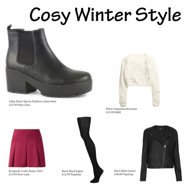 Cosy Winter Style