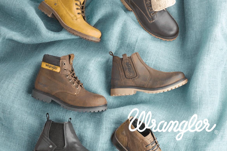 wrangler trainers ladies